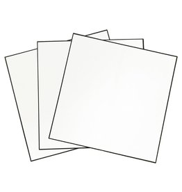 Apostrophe Games Blank Game Board 18x18 (1 Fold) 3 Pack