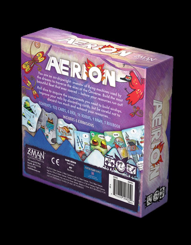 Asmodee - Z-Man Games Aerion