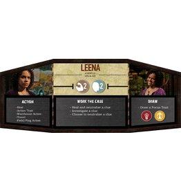 Warehouse 13: Leena Character