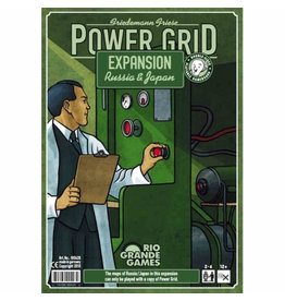 Power Grid: Russia/Japan (Recharged)
