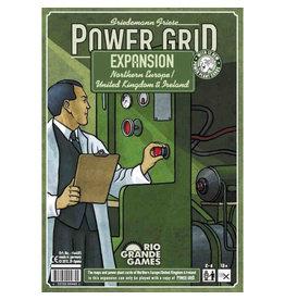 Power Grid: N Europe/UK (Recharged)