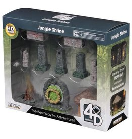 Jungle Shrine (WizKids 4D Settings)