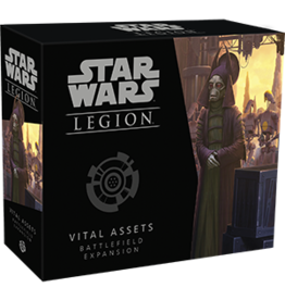 Legion: Vital Assets Battlefield Expansion