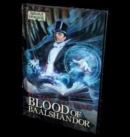 Arkham Horror Fiction: Blood of Baalshandor