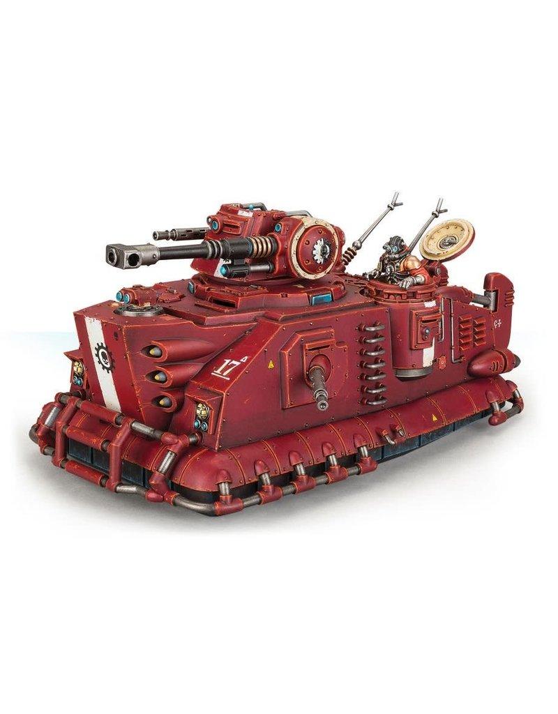 Citadel Adeptus Mechanicus: Skorpius Disintegrator - Dunerider