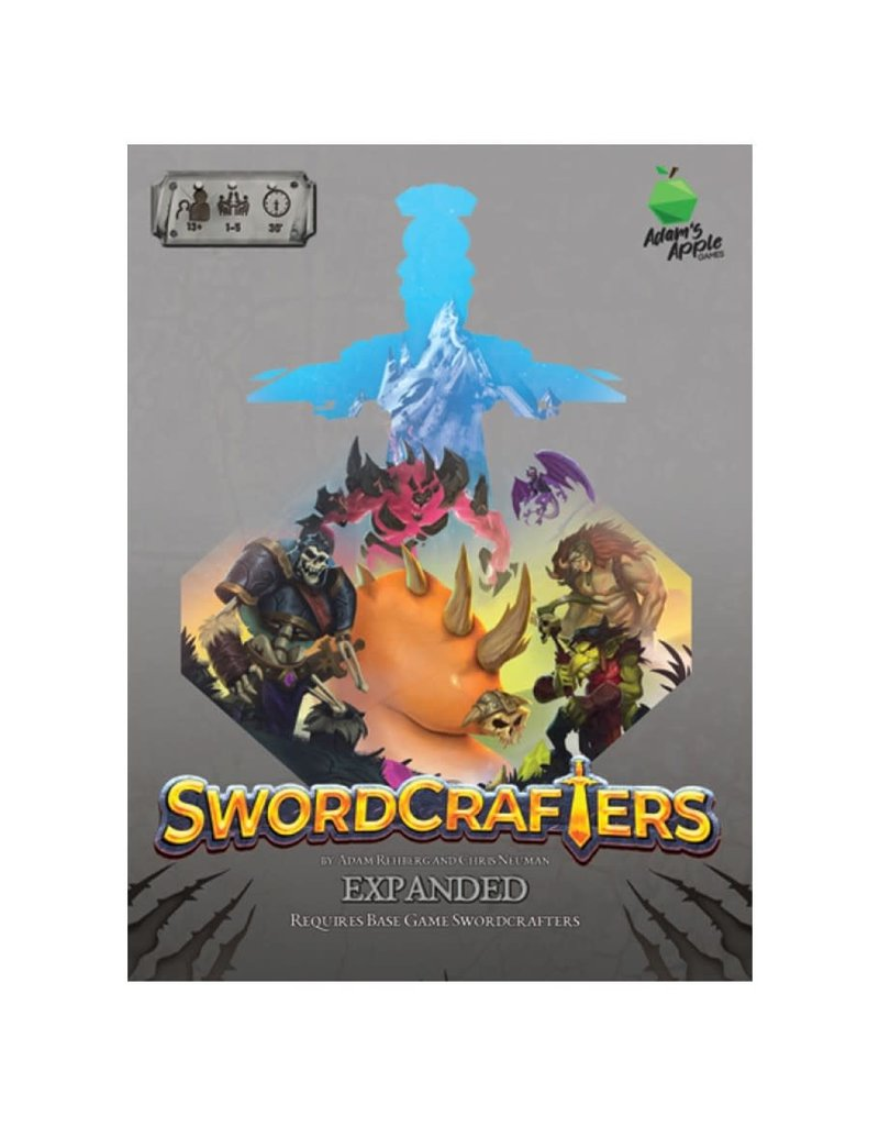 Adam's Apple Games Swordcrafters Expanded