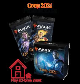 Core 2021 Remote Pre-Release Event