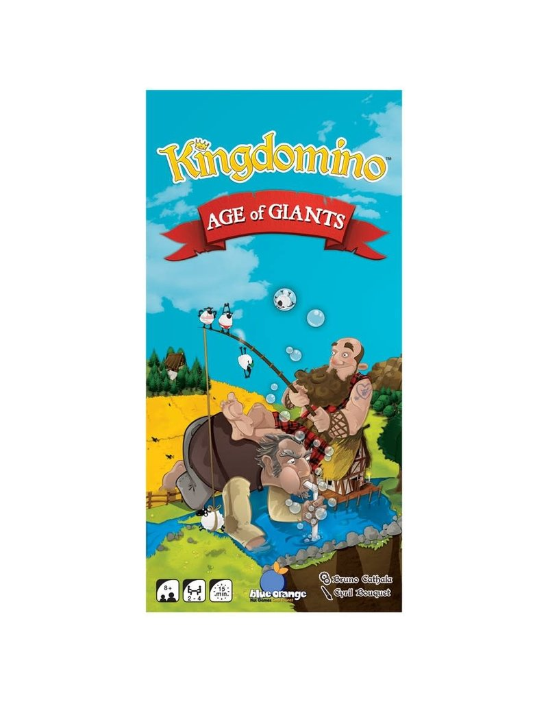 Blue Orange Games Kingdomino: Age of Giants