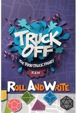 Adam's Apple Games Truck Off: Food Truck Frenzy - Roll & Write