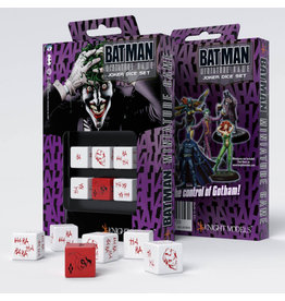 Batman Miniature Game: Joker Dice Set