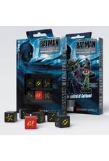 Q-Workshop Batman Miniature Game: Batman Dice Set