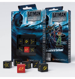 Batman Miniature Game: Batman Dice Set