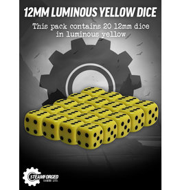 16mm Luminous Yellow