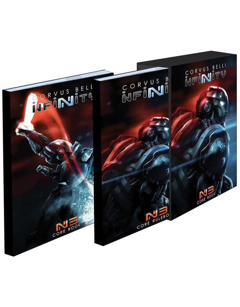 Corvus Belli Infinity: Core Rulebook N3