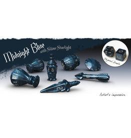 Rogue: 7 Dice Set - Midnight Blue