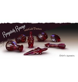 Rogue: 7 Dice Set - Roguish Rouge