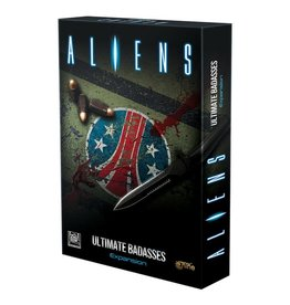 Aliens: Ultimate Badasses Expansion (Pre-Order)