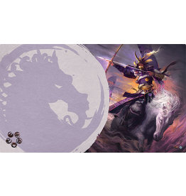 Mistress of the Five Winds Playmat (L5R Unicorn Clan)