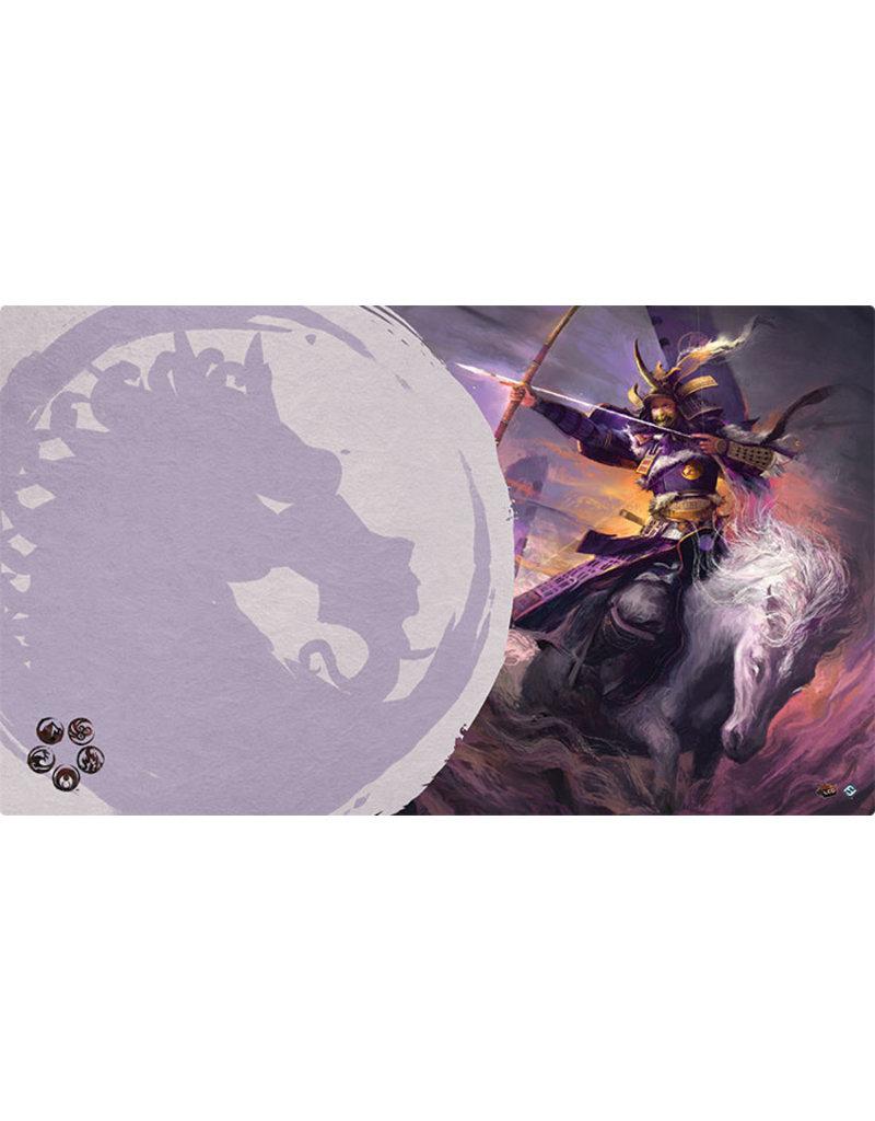 Asmodee - Fantasy Flight Games Mistress of the Five Winds Playmat (L5R Unicorn Clan)