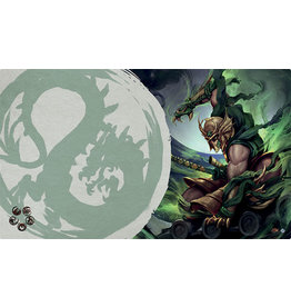 Master of the High House of Light Playmat (Dragon Clan)