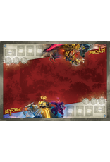 Asmodee - Fantasy Flight Games Architect`s Vault Two-Player Gamemat (KeyForge: Call of the Archons)