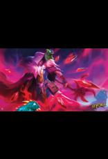 Asmodee - Fantasy Flight Games KeyForge:  Xenos Bloodshadow Playmat