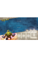 Asmodee - Fantasy Flight Games Stimrager Playmat (KeyForge: Age of Ascension)
