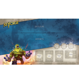 Stimrager Playmat (KeyForge: Age of Ascension)