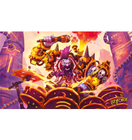 Drummernaut Playmat (KeyForge: Age of Ascension)