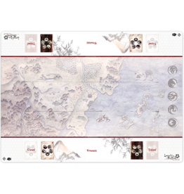 Legend of the Five Rings LCG: Honored Duel Two-Player Playmat