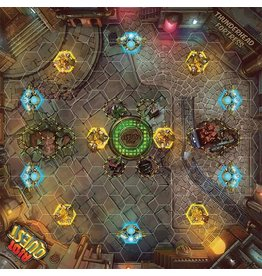 Riot Quest: Thunderhead Fortress Playmat