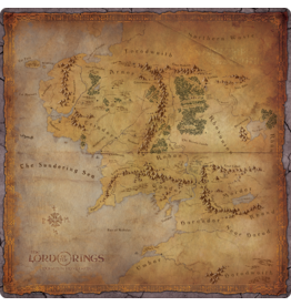 The Lord of the Rings: Journeys in Middle-Earth - Playmat