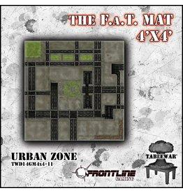 4x4 Urban Combat Mat