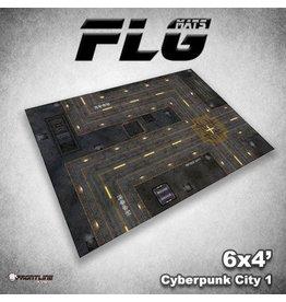 4x6 Cyberpunk Mat