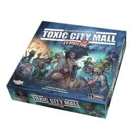 Zombicide - Toxic City Mall Expansion