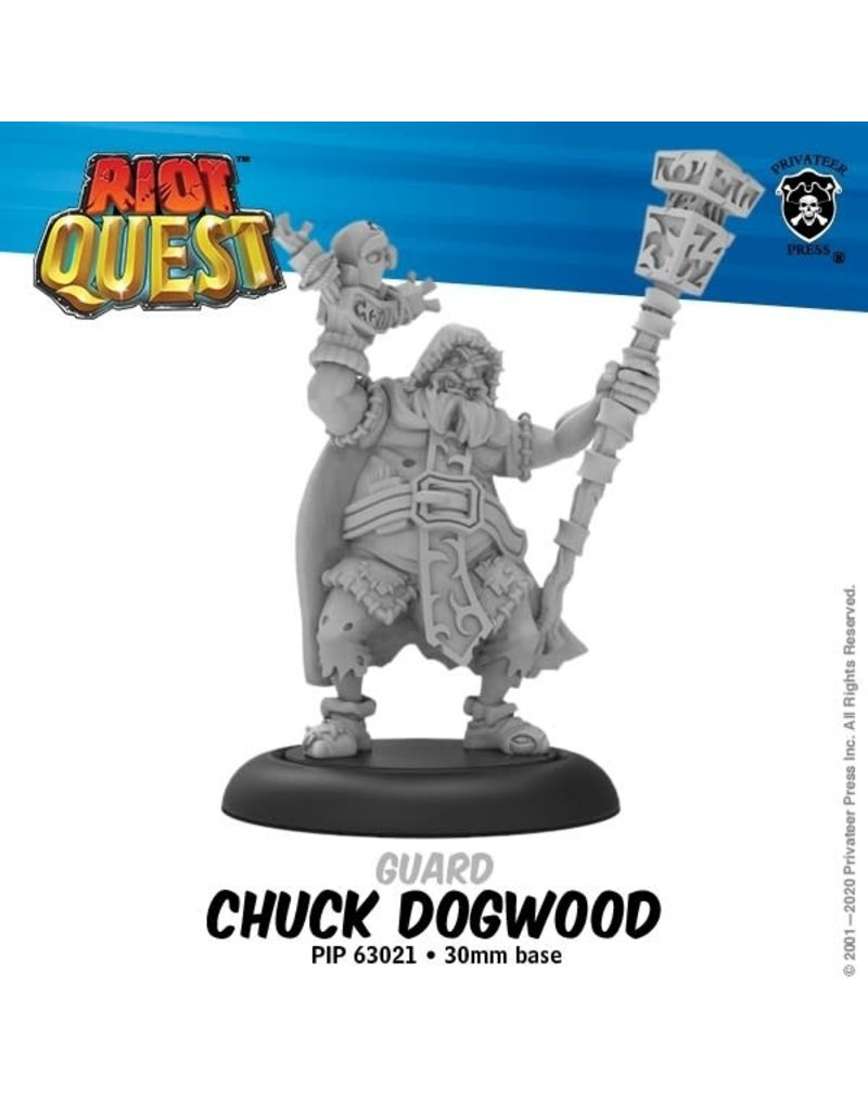 Privateer Press Chuck Dogwood