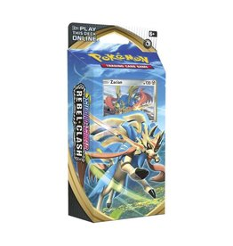 Rebel Clash Theme Deck - Zacian