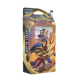 Rebel Clash Theme Deck - Zamazenta