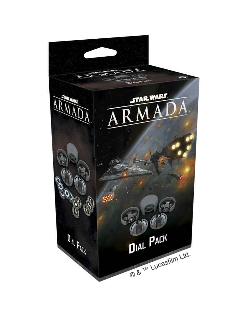 Asmodee - Fantasy Flight Games Armada: Dial Pack