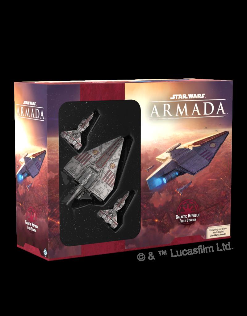 Asmodee - Fantasy Flight Games Armada: Galactic Republic Fleet Starter