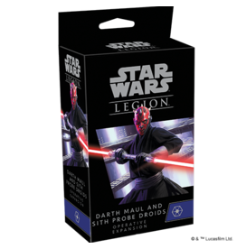 Legion: Darth Maul and Sith Probe Droids Expansion (Pre-Order)