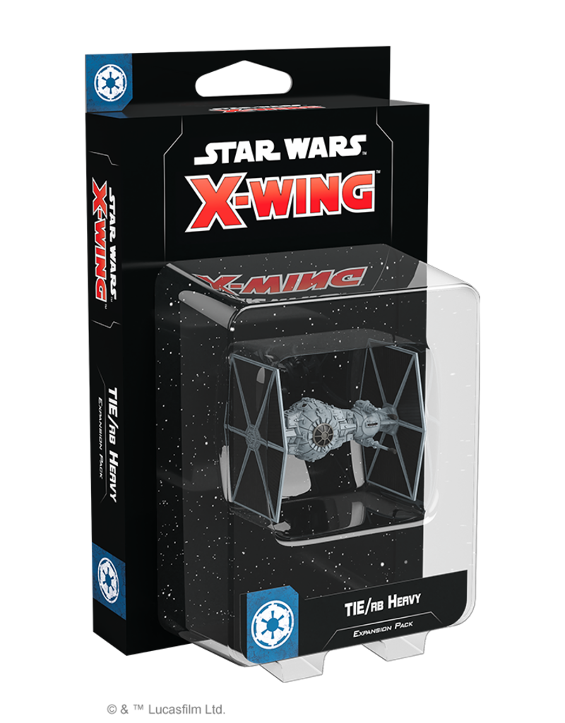 Asmodee - Fantasy Flight Games X-Wing 2.0: TIE/rb Heavy Expansion Pack