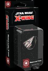 Asmodee - Fantasy Flight Games X-Wing 2.0: Nimbus-Class V-Wing Expansion Pack