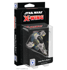 X-Wing 2.0: Jango Fett's Slave 1 Expansion Pack (Pre-Order)