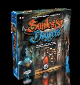Asmodee - Giochi Uniti Smiles and Daggers