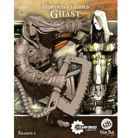 The Mortician's Guild: Ghast (Season 1)