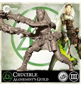 Guild Ball SIII: Alchemists Guild - Crucible