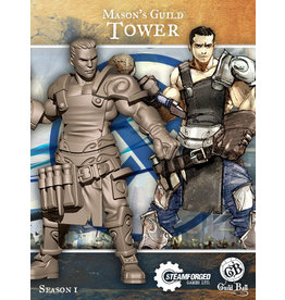 Guild Ball SI: Masons Guild - Tower