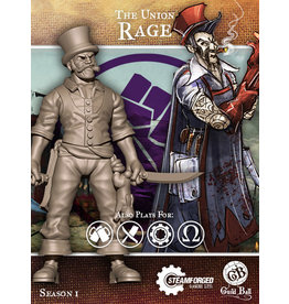 The Union: Rage (Season 1)