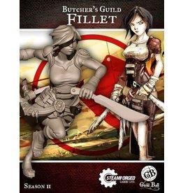 Guild Ball SII: Butchers Guild - Fillet